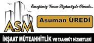 Asm İnşaat – Asuman Üredi Logo